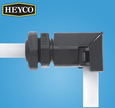 Heyco Liquid Tight Right-Angle Fittings